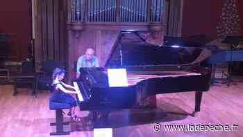 Pibrac : Alice, 5 ans, au concours international de piano - ladepeche.fr