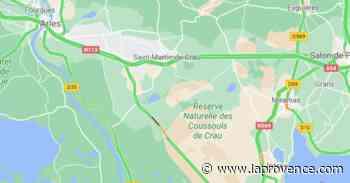 Saint-Martin-de-Crau : fin des perturbations sur la N568 - La Provence