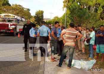 Motociclista pierde la vida al chocar con carreta en Tola, Rivas - TN8 Nicaragua