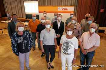 CDU will Bürgermeister für sich arbeiten lassen - Liebenburg - Goslarsche Zeitung