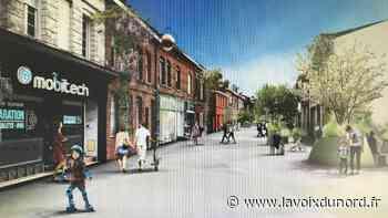 Somain 2030, l'État officialise son partenariat pour le cœur de ville - La Voix du Nord