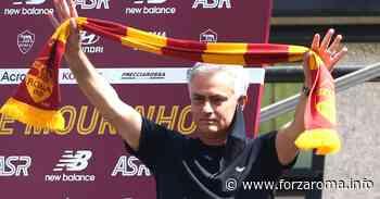 """Mou-day, lo Special One arriva e fa innamorare Roma: """"Voglio vincere"""" - ForzaRoma.info"""