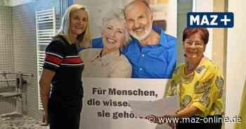Luckenwalde: Wieder Beratung zum barrierefreien Wohnen - Märkische Allgemeine Zeitung