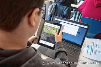 Zell im Wiesental: Digitale Technik für Grundschüler - Zell im Wiesental - www.verlagshaus-jaumann.de
