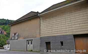Häuserverkauf soll Haushalt entlasten - Zell im Wiesental - Badische Zeitung