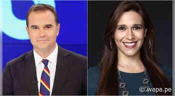 Verónica Linares defendió a Willax y Raúl Tola la criticó en Twitter - Wapa.pe
