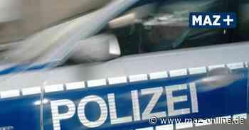 Zwei Verletzte nach Auffahrunfall in Wustermark - Märkische Allgemeine Zeitung