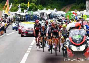 Château-Chinon a offert les premières difficultés aux coureurs du Tour de France et du spectacle aux amateurs - Le Journal du Centre