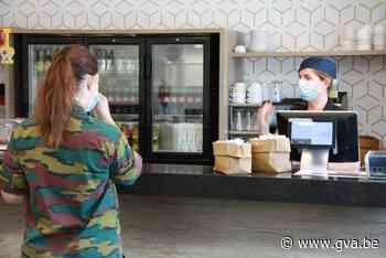 Mil-Eatery: hier maken onze militairen heel wat lekkers soldaat - Gazet van Antwerpen