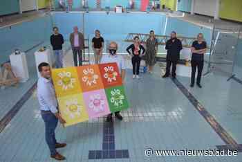 Duik eens in de wetenschap: oud zwembad wordt jaar lang mini-Technopolis - Het Nieuwsblad