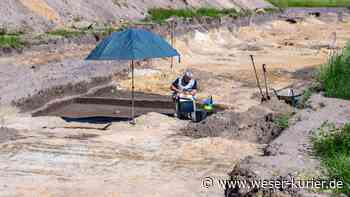 Unbekannte haben archäologische Funde in Oyten zerstört - WESER-KURIER - WESER-KURIER