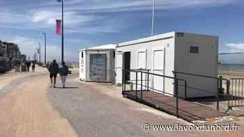 Bray-Dunes : pour l'été, des toilettes supplémentaires et gratuites - La Voix du Nord