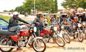 Niger govt imposes total ban on commercial motorcycles in Minna - Daily Post Nigeria