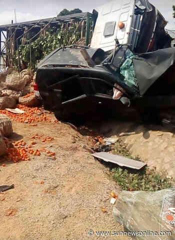 Mohammed Babangida convoy involved in auto crash on Minna-Suleja highway - Daily Sun