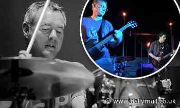 Bryan St. Pere, drummer for the alternative rock band Hum, is dead at 52 - Daily Mail