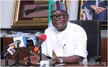 Ortom urges Makurdi residents to remain calm as military flushes out criminals - Daily Post Nigeria