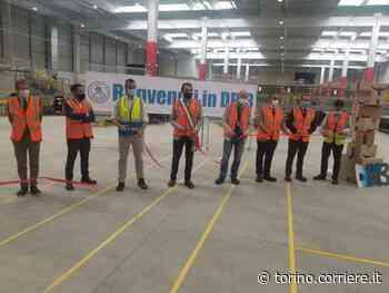 Amazon a Grugliasco, inaugurato il nuovo deposito di smistamento - Corriere della Sera