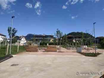 Povo di Trento, aperto il parco sul rio Salè - Agenzia ANSA