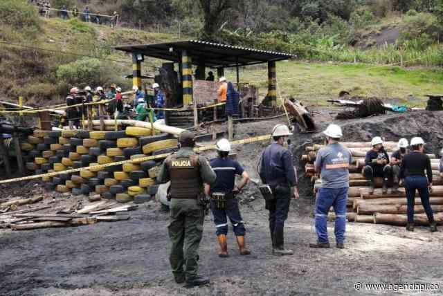 Boyacá: últimos cuatro cuerpos de los mineros de Socha fueron rescatados - Agencia de Periodismo Investigativo