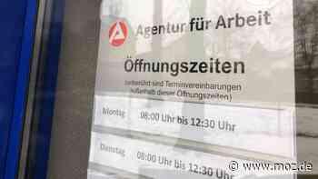 Arbeitsmarkt und Corona: Vor der Sommerflaute – weniger Arbeitslose in Fürstenwalde, Erkner und Beeskow - moz.de