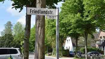 Straßen erzählen Geschichte: Tornesch: Darum wurde aus dem Sompweg die Friedlandstraße   shz.de - shz.de