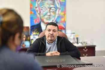 Gómez Cazarín reconoce la millonaria inversión en zona de Tierra Blanca - Billie Parker Noticias