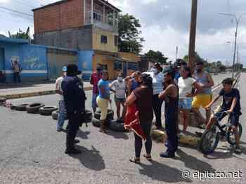 Vecinos de Acarigua protestan por fallas en servicios de agua y luz - El Pitazo