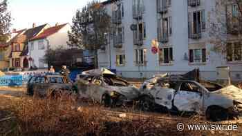 Angst vor erneuter Explosion in Ludwigshafen - SWR
