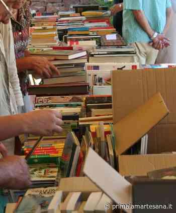 Un mercatino del libro usato per le scuole di Cernusco sul Naviglio - Prima la Martesana