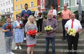 WIR-Aktion: Bunte Blumen als Dankeschön - Eggenfelden - Passauer Neue Presse