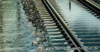 Unwetter: Züge fallen zwischen Geilenkirchen und Herzogenrath aus - Aachener Nachrichten