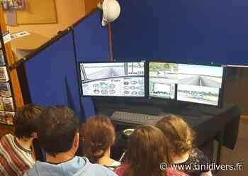 Simulateur de vol et démonstration imprimante 3D Musée de l'Hydraviation - Unidivers