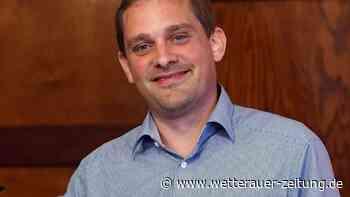 Johannes Weil kandidiert für die CDU - Wetterauer Zeitung