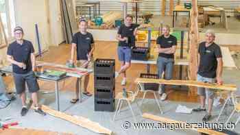 «Hoperia»: 5 Bierbrauer eröffnen in der «Waldeck» eine Pop-up-Bar - Aargauer Zeitung