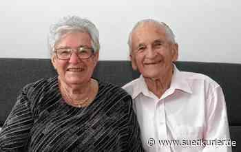 Geisingen: Sie sind seit 65 Jahre verheiratet: Karl und Erika Draxler feiern in Gutmadingen ihre Eisenhochzeit - SÜDKURIER Online