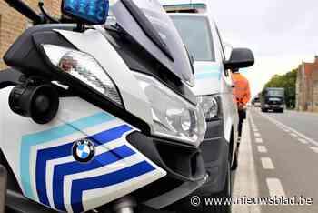 Drie bestuurders onder invloed betrapt tijdens verkeersactie Polder