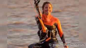 Encontraron el cuerpo de la kitesurfista que había desaparecido en San Clemente del Tuyú - Minutouno.com