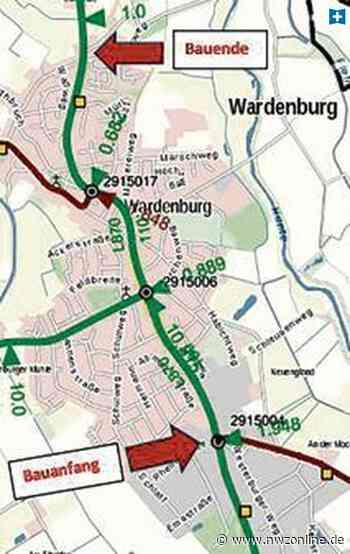 Straßensanierung in wardenburg: Geld für Ortsdurchfahrt - Nordwest-Zeitung