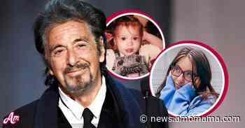 Al Pacino Welcomed 1st Child at 49 — Facts and Photos of His 3 Grown-up Kids - AmoMama
