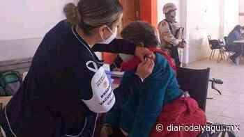 Anuncian vacunación en Huatabampo - Diario del Yaqui
