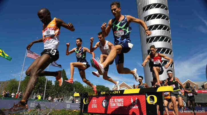 Hillary Bor, U.S. Army's Benard Keter Top Men's Olympic Steeplechase Qualifying - Sports Illustrated