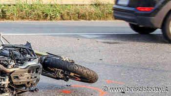 Incidente stradale in moto a Castelli Calepio: grave 54enne   3 marzo 2021 - BresciaToday
