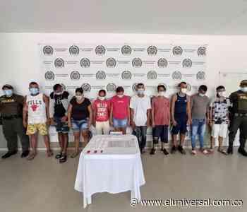 Policía desarticula al grupo 'Los Peque', que delinquía en Soledad y Barranquilla - El Universal - Colombia