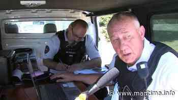 Contrôle routier ce matin à Fos-sur-Mer - Fos sur Mer - Société - Maritima.info