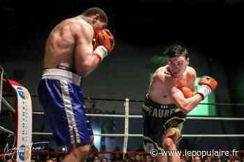 Boxe - Troisième titre de champion de France pour le boxeur de Saint-Junien Thomas Faure - lepopulaire.fr