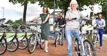 Fahrräder an sechs Stationen – Sprottenflotte schwärmt nach Preetz aus - Kieler Nachrichten