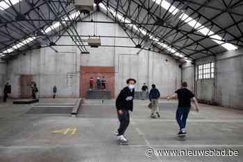 Hele zomer lang skaten in fortloods Mortsel (Mortsel) - Het Nieuwsblad