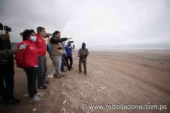Ministro de Cultura destaca avances del proyecto Lomas de Ilo en la región Moquegua - Radio Nacional del Perú