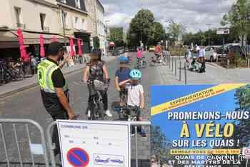 Conflans-Sainte-Honorine. L'opération Promenons-nous à vélo de nouveau en piste - actu.fr