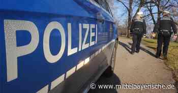 Krähenfuß in Mainburg ausgelegt - Mittelbayerische